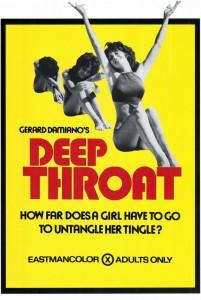 Affiche du film Deep Throat
