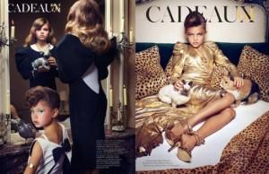 Photographies pour Vogue par Tom Ford qui firent scandale