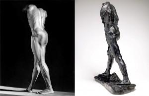 Rodin/Mapplethorpe corps à corps
