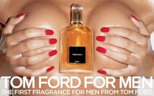 Campagne publicitaire Tom Ford For Men