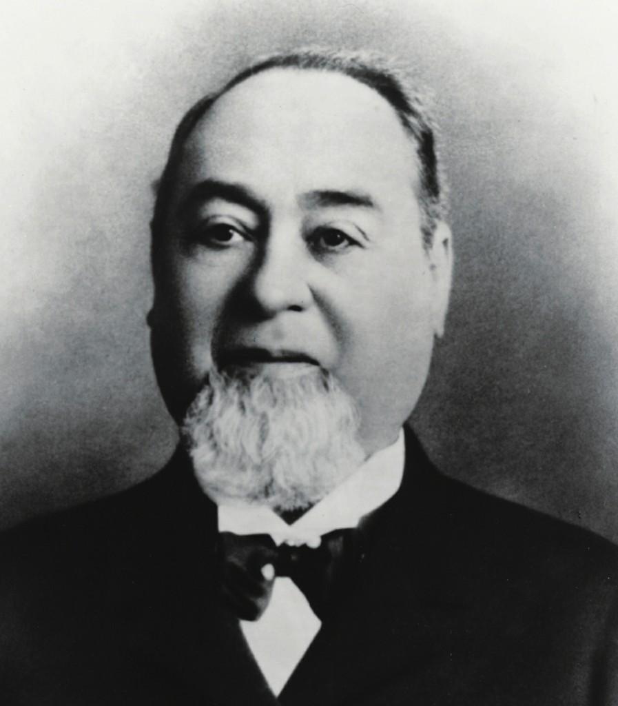Levi Strauss, image extraite de www.wikipedia.org