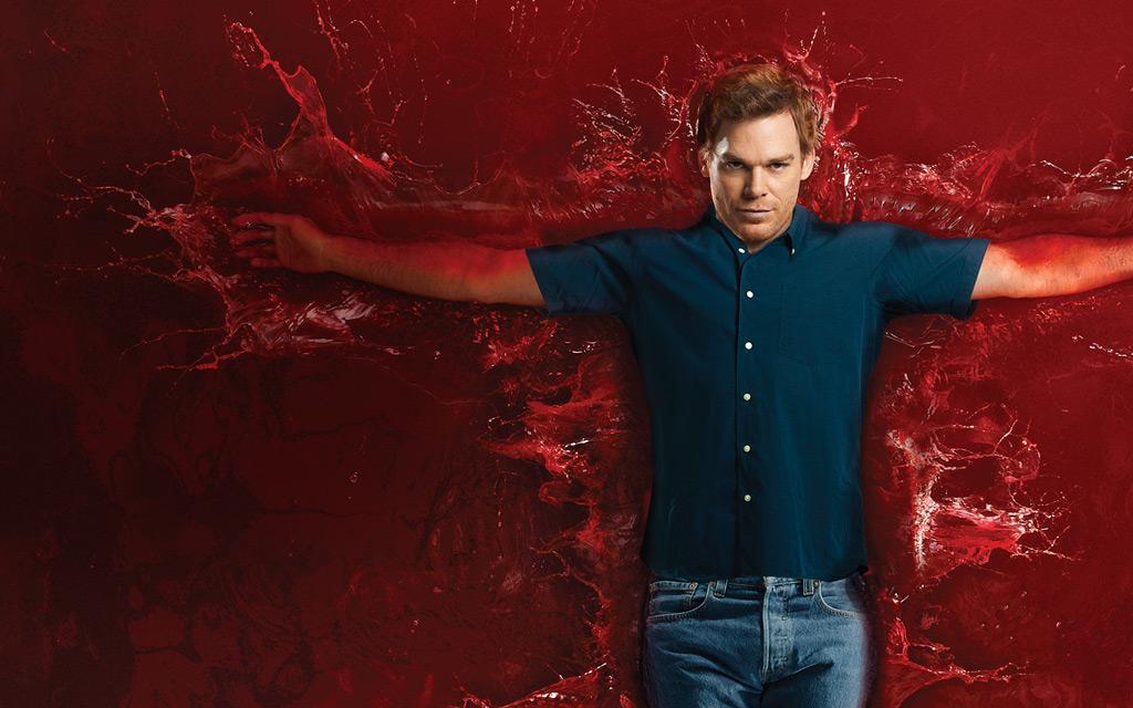 L'excellent Michael C. Hall dans le rôle de Dexter