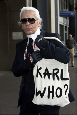 Karl Who ? Le personal branding à l'extrême