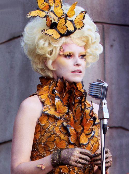 Elizabeth Banks dans le rôle d'Effie Trinket