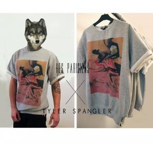 Les Parisiens X Tyler Spangler
