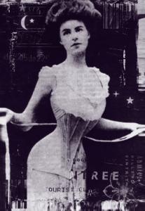 Corps modelé par un corset (aufeminin.com)