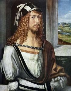 Autoportrait, Albrecht Durer