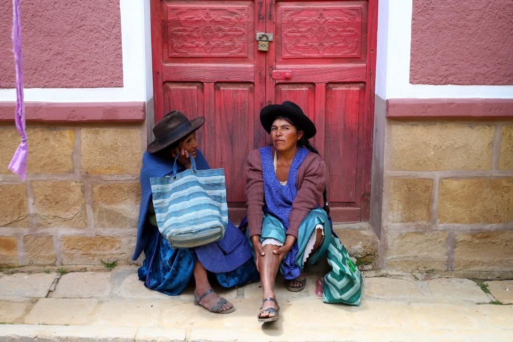 Pérou © Lever de Rideau !