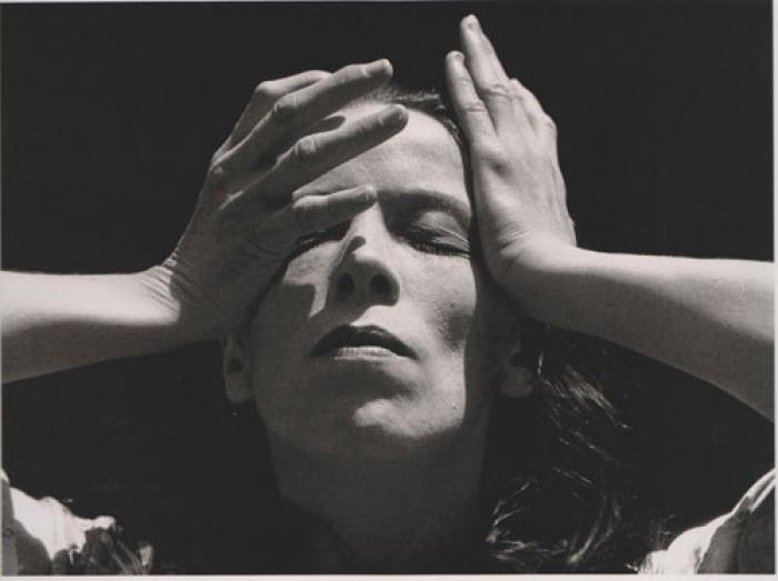 Imogen Cunningham, Martha Graham, Dancer, 1931, © The Imogen Cunningham Trust, 2011