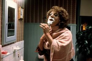 Tootsie (1982) avec Dustin Hoffman, réalisé par Sydney Pollack.