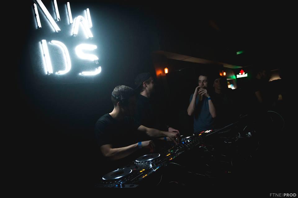 © Ftne Prod / Superpoze dj set Together 1988 Live Club 12.03.2016
