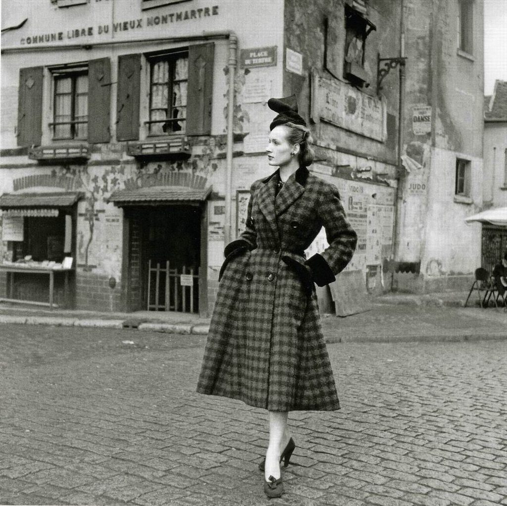 Le New Look de Christian Dior 1947