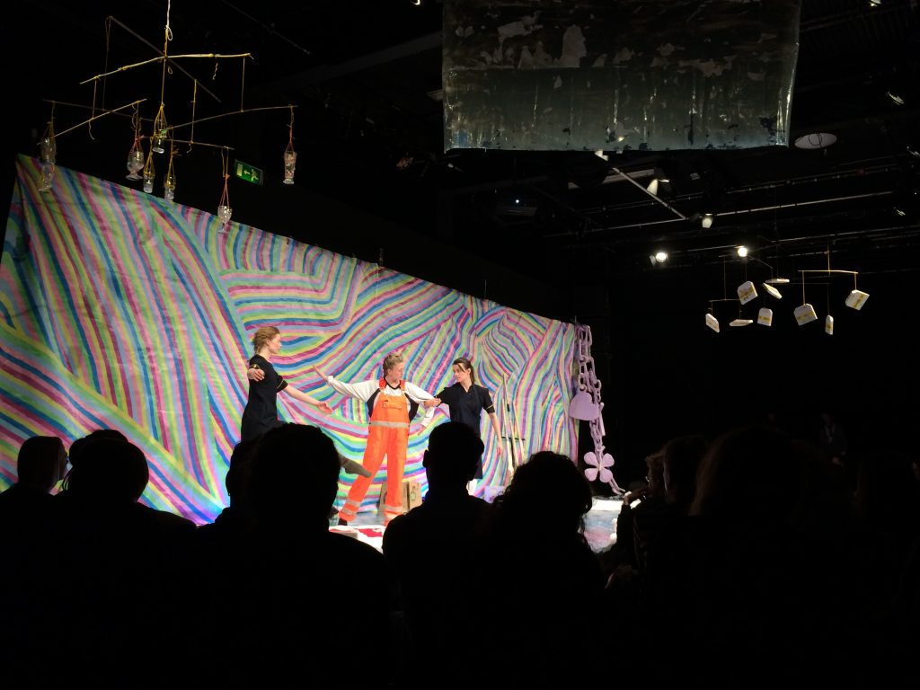 Mårten Spångberg, The Internet, Festival Block Universe 2016