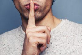 silence politiquement correct
