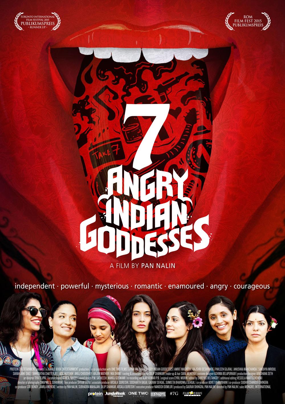 déesses indiennes-affiche-manifesto21