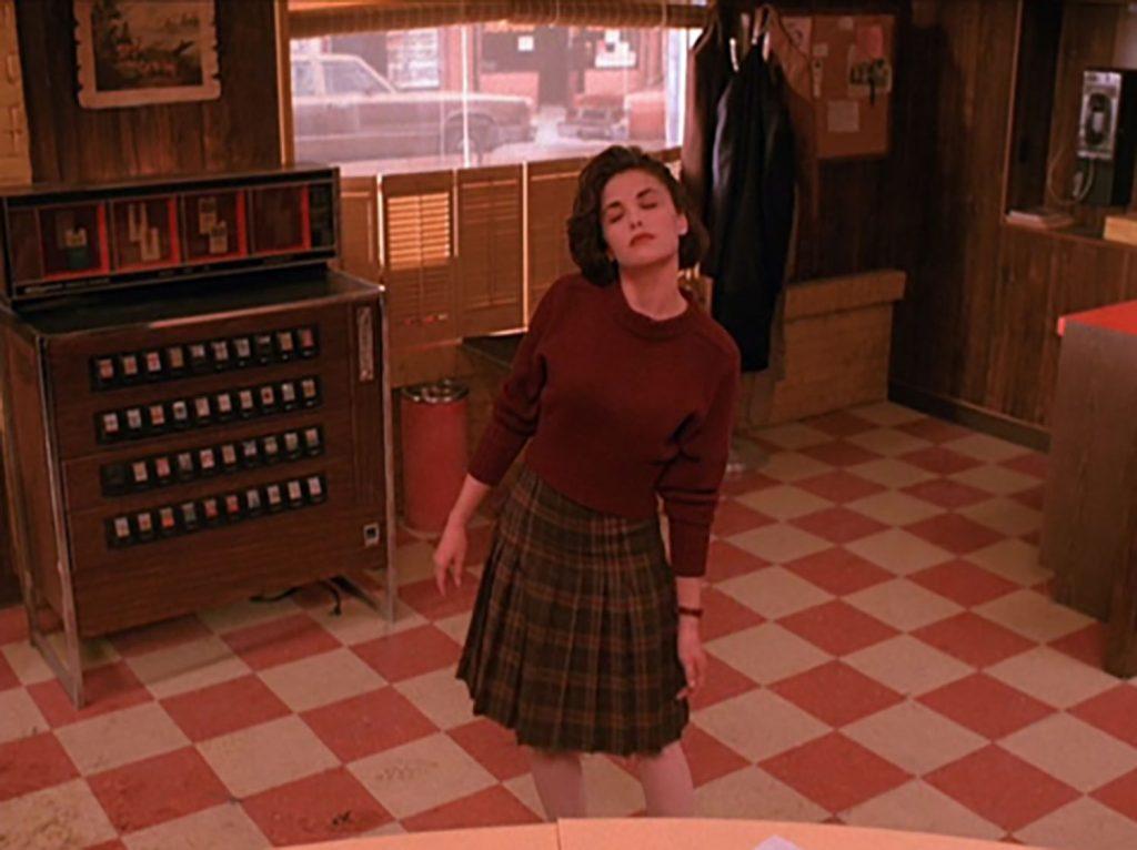 Le jazz langoureux d'Angelo Badalamenti et la danse d'Audrey dans Twin Peaks