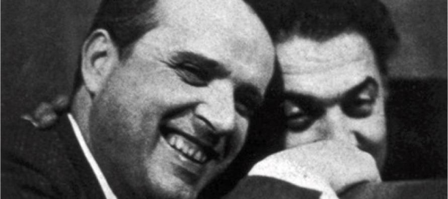La bromance de Nino Rota et Federico Fellini