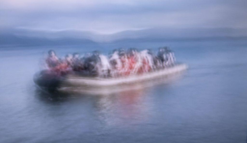 © Raphaël Faon - Crise des migrants 2016