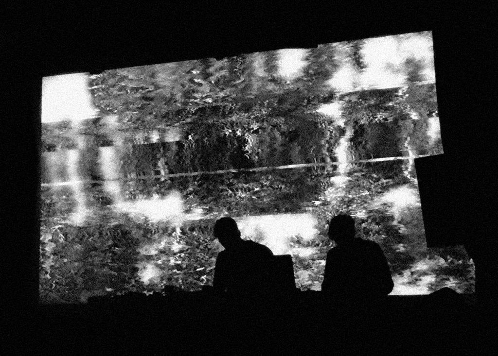 UVB76 @ Transient Festival 2016 © UVB 76