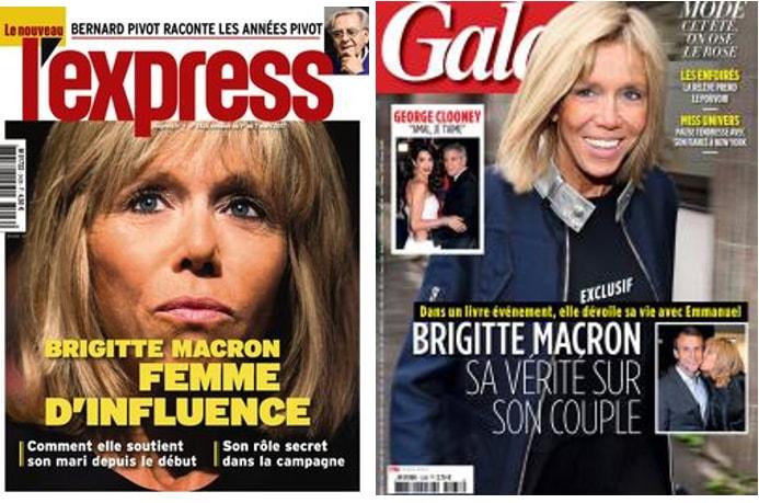 Présidetielle Brigitte Macron manifesto21