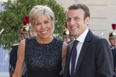 Présidentielle Brigitte Emmanuel Macron maifesto21