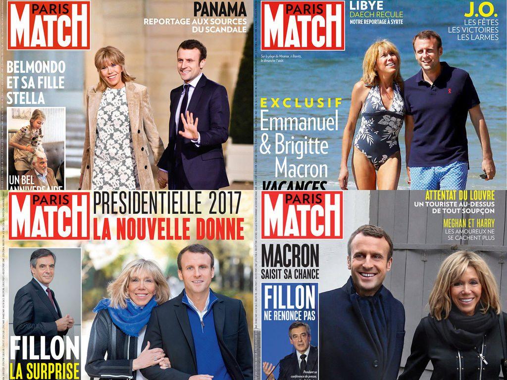 Présidentielle Paris Match Macron manifesto21