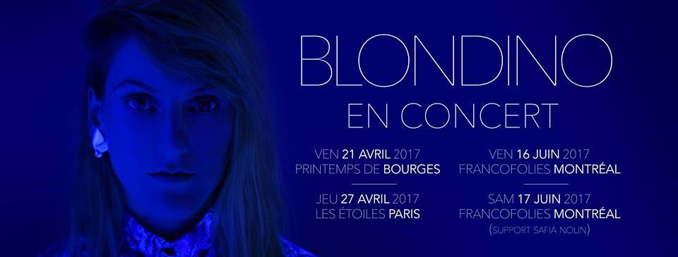 Blondino concerts manifesto21