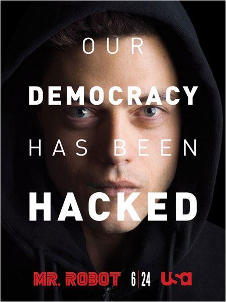 Hack ta démocratie - Mr. Robot - Manifesto XXI