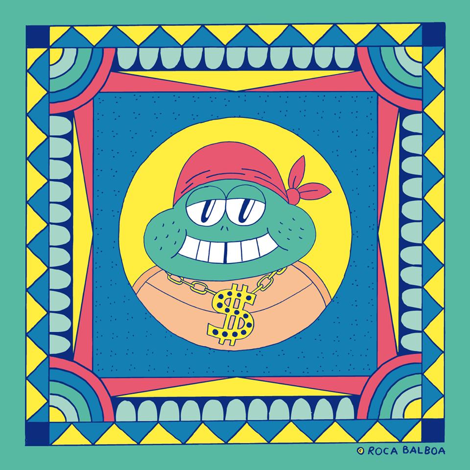 Manifesto XXI - Festival de la Zouz - Roca Balboa pour Retard Magazine