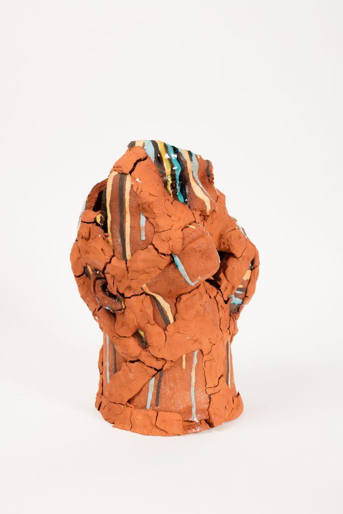 Transformed component, 2016, céramique © Makouvia Kokou Ferdinand
