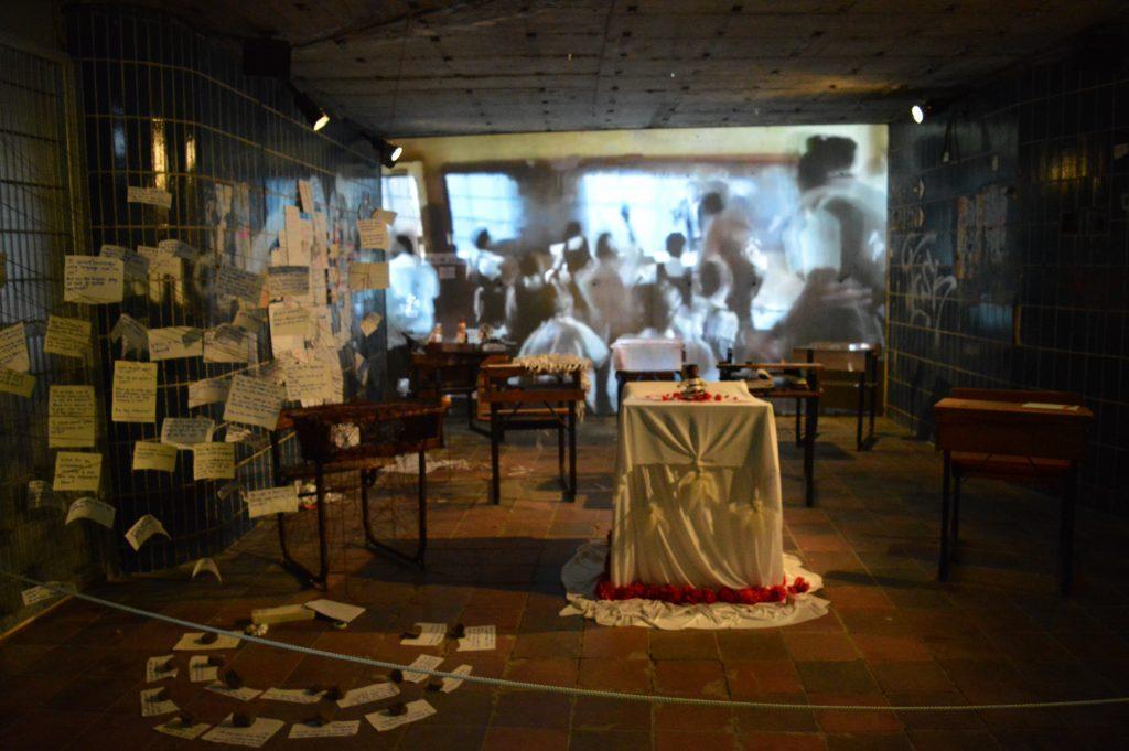 iQhiya, Monday, 2017, performance et installation, KulturBahnhof, Kassel, documenta 14, photo : Mylène Palluel