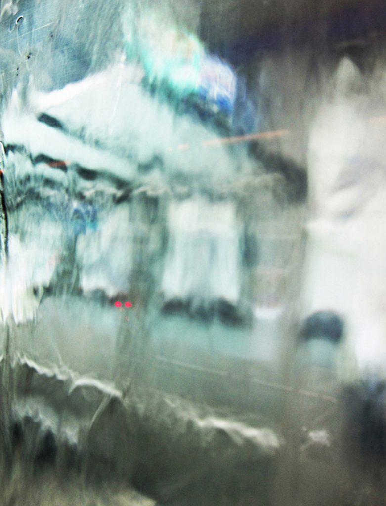 © Isabelle Seilern - Peinture Photographique n°7 2012