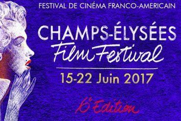 extrait de La Marylianne - Affiche officielle de Champs-Elysées Film Festival 2017 de Lucille Clerc