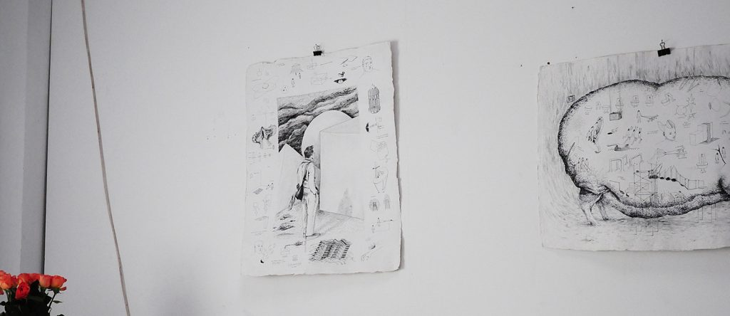 Atelier Chloé Breil-Dupont & Vincent Chéry, Villa Belleville ©ManifestoXXI