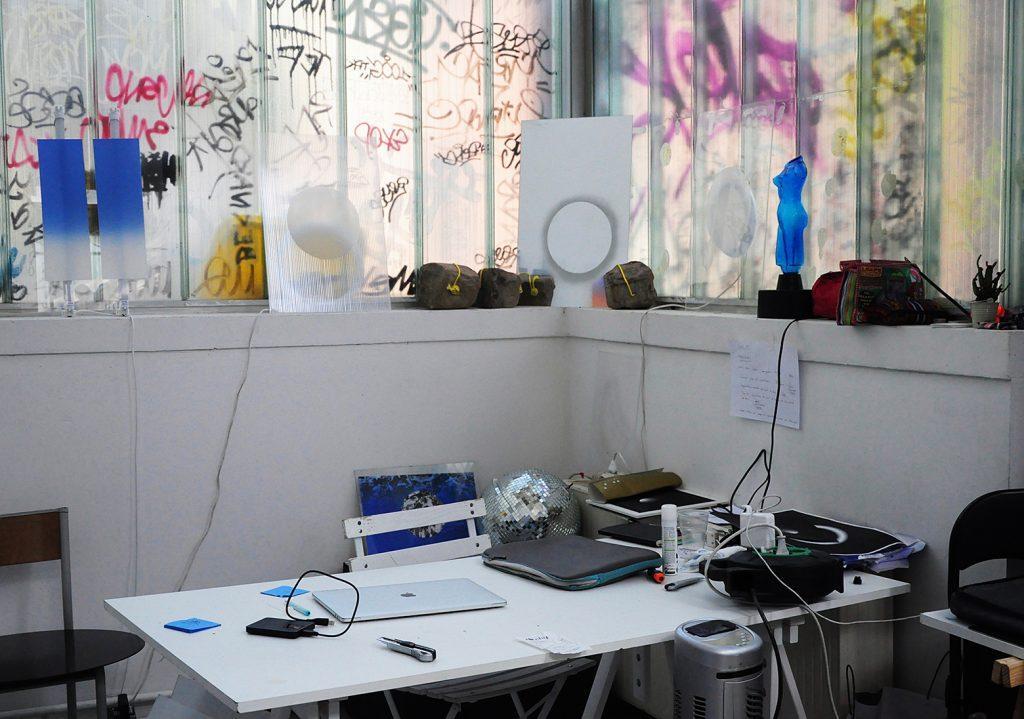 Atelier Jimme Cloo & Marion Flament & Charlotte Gauthier, Villa Belleville ©ManifestoXXI