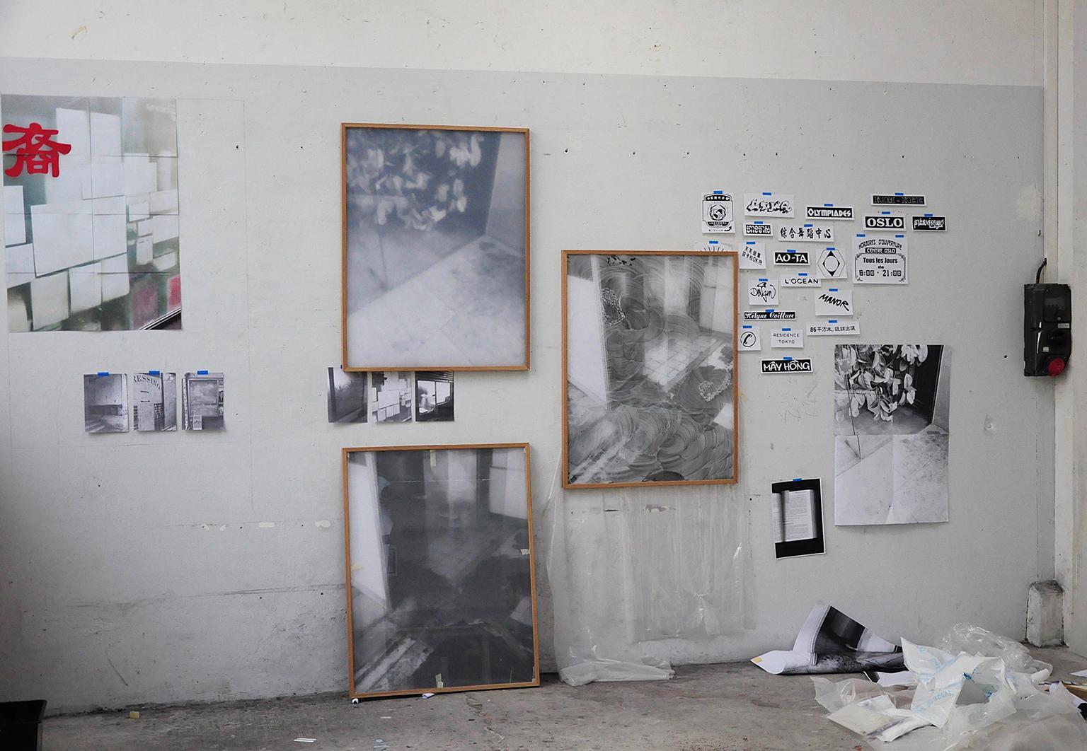 Atelier Paul Cabanes, Villa Belleville ©ManifestoXXI