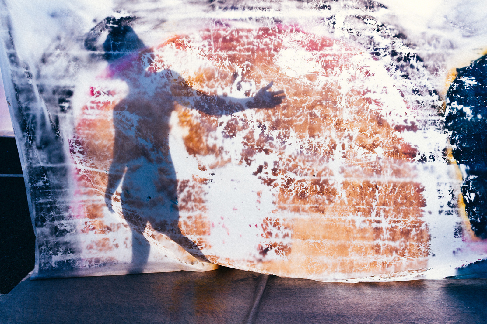 Saeio, Mercuriales bis, vu de l'installation, Les ateliers Wonder/Liebert ©Mathis D'Angelo