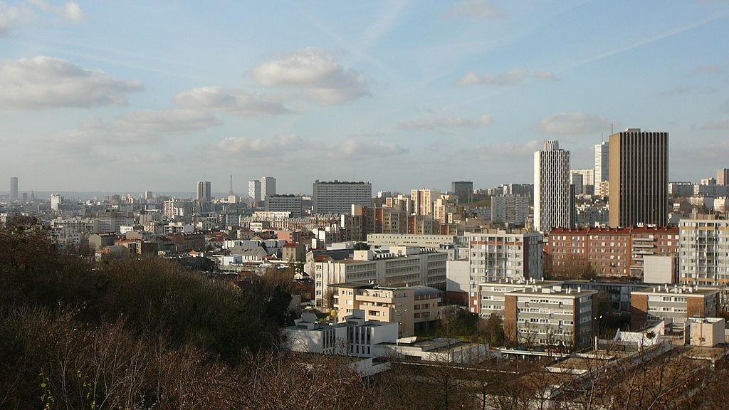 St-Denis, banlieue parisienne
