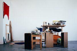 Espace de Margaux Simonetti, ChezKit © Mathis D'Angelo