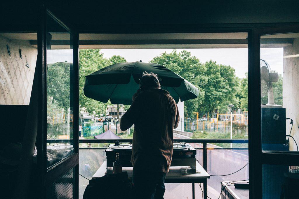 La Gare Expérimentale © Mathis D'Angelo