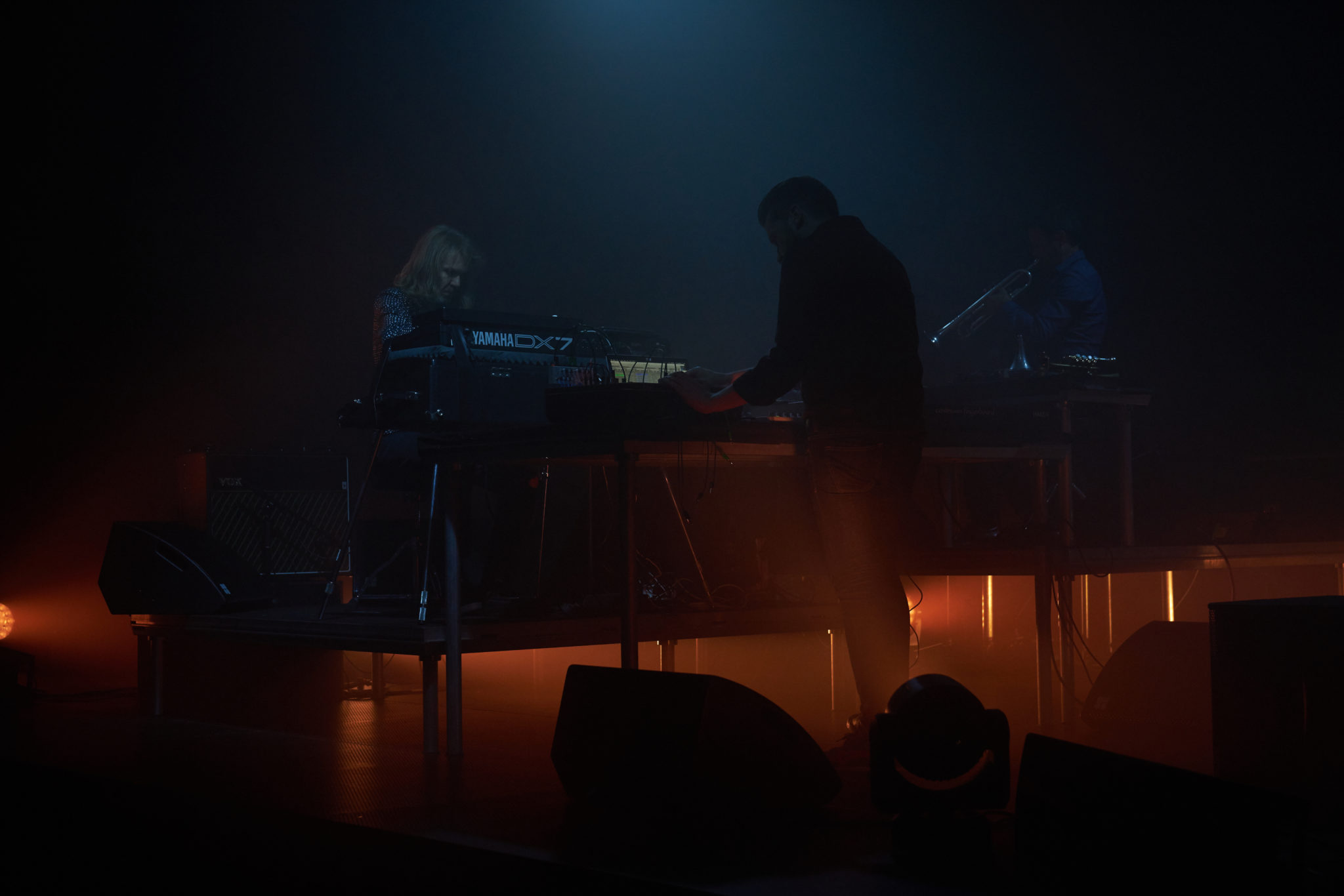 Supersilent Jubileum Concert - 09/09/17 Ultima 2017. Photo © Andreas Turau