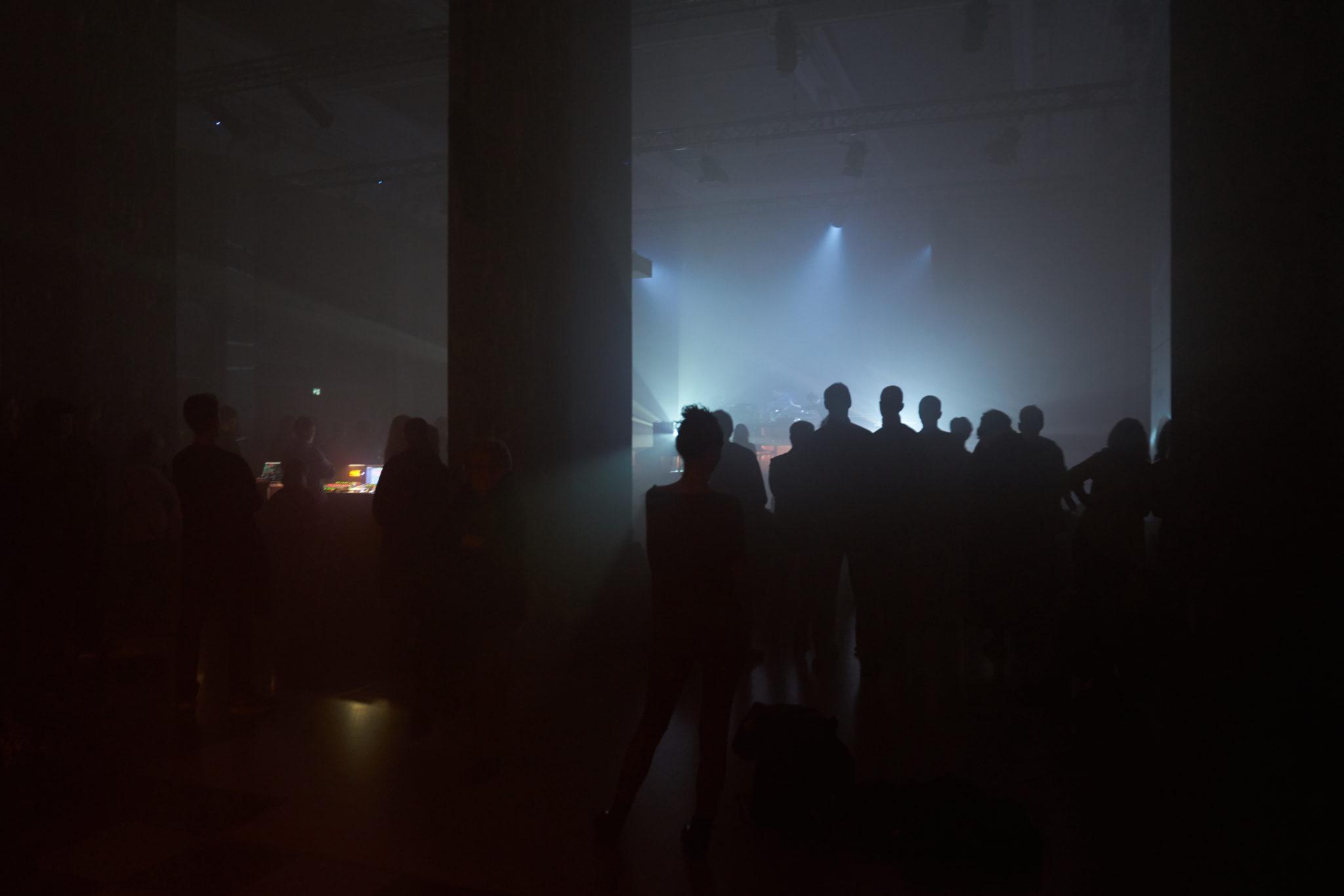 Supersilent Jubileum Concert - 09/09/17, Ultima 2017. Photo © Andreas Turau