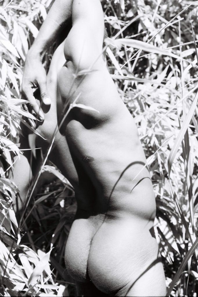 ©Olga Caldas - A fleur de peau #jardin