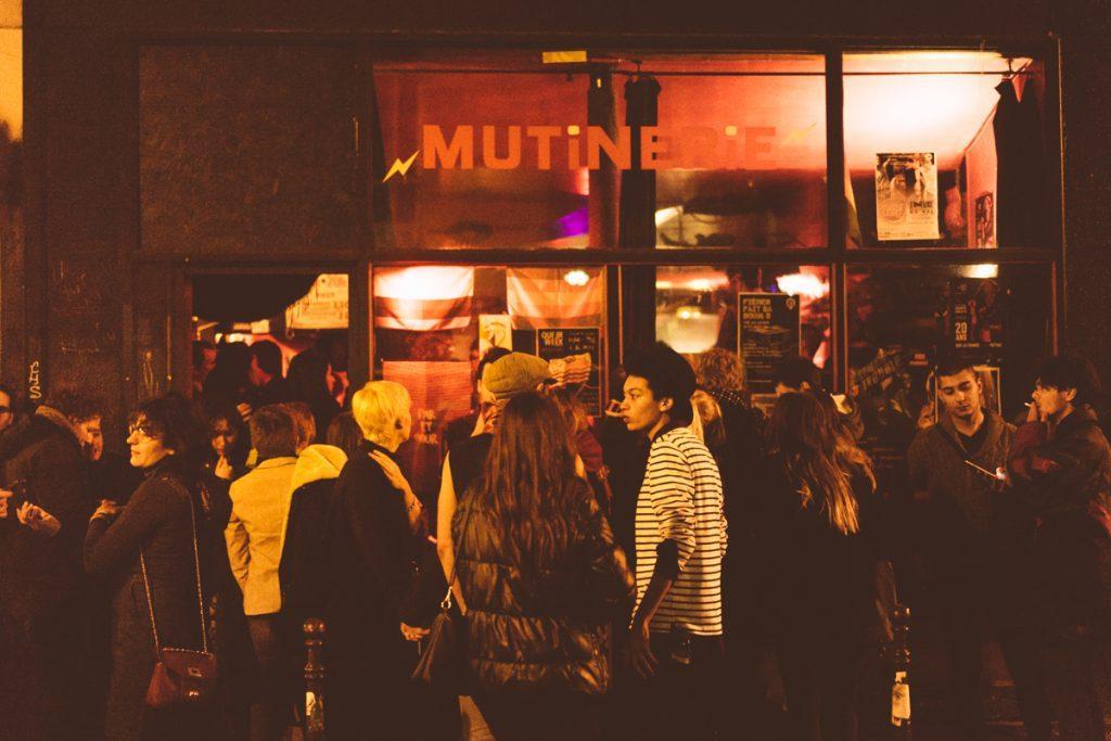 La Mutinerie. Le bar féministe par et pour les queers qu'il faut sauver -  Manifesto XXI
