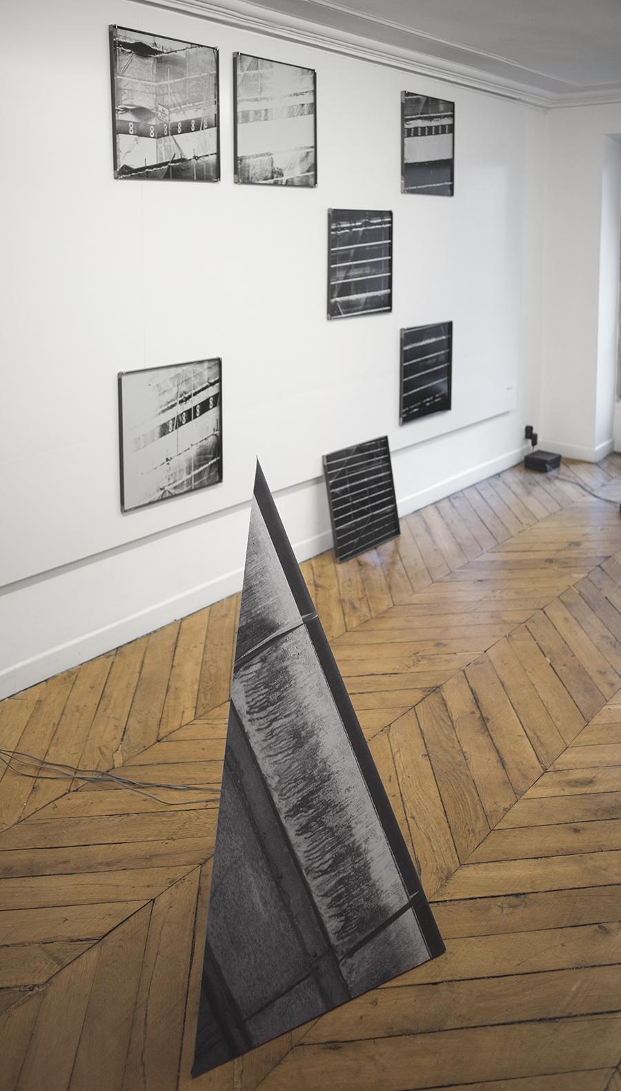 Bérénice Lefebvre, SITES I Paris Nord-Est, 2017