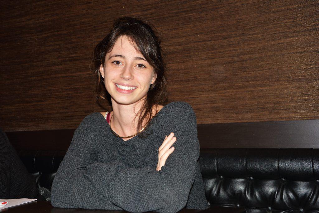 Camille, militante et fondatrice du comité rennais de Génération.s