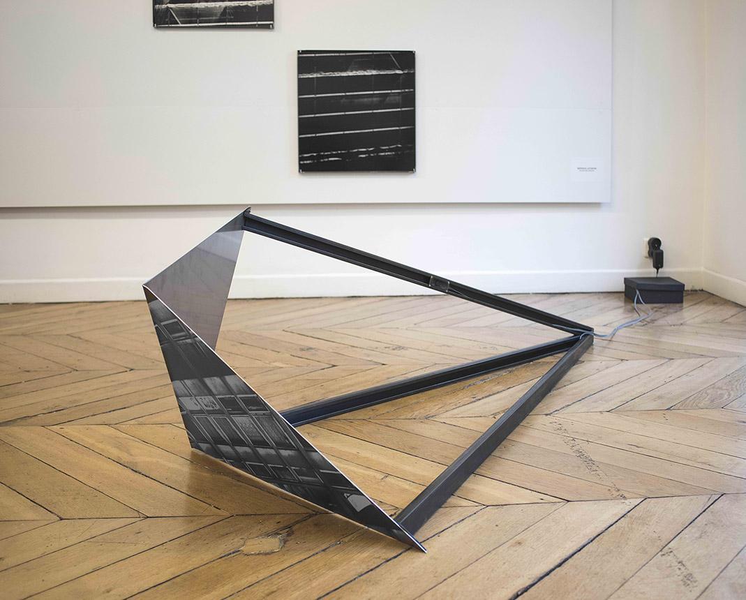 Bérénice Lefebvre, Sites I Paris Sud-Est, 2017, salon A PPR O CHE ©Robin Lopvet