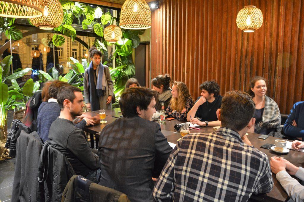 Le café débat de Génération·s au Quai 13