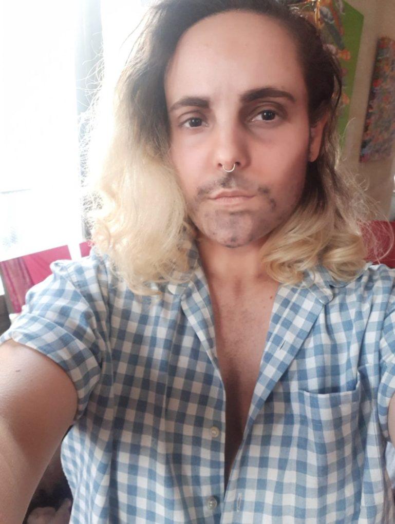 selfie Georges