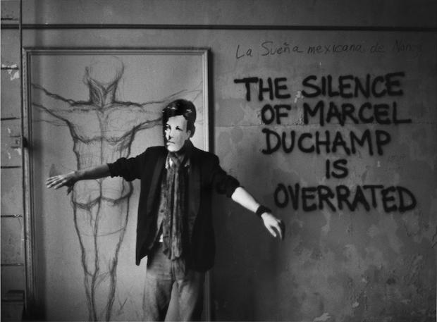 David Wojnarowicz 2 - Arthur Rimbaud in New York (Duchamp)